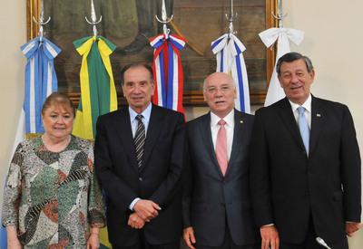 Preacuerdo entre Mercosur y UE estaría en diciembre según Malcorra