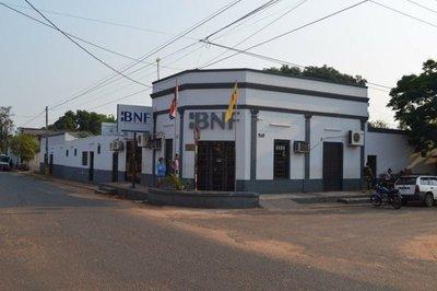 Anuncian nuevo edificio para BNF en Horqueta