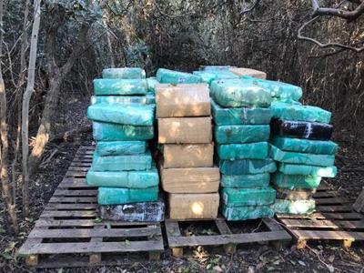 Condenan a 10 años de cárcel a narcotraficante