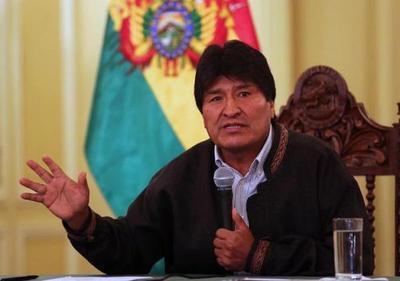 Morales lamenta muerte de Maldonado