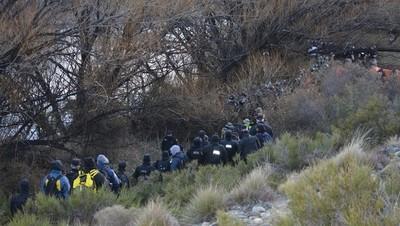 Caso Maldonado: En un audio hablan de un cuerpo flotando en el río Chubut