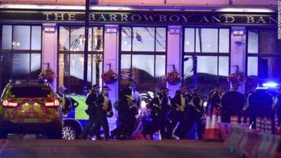 Francia: Imputados por preparar atentados