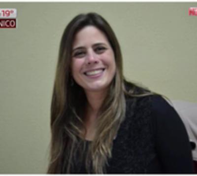 Amenazaron a Kattya González luego de que denunciara corrupción