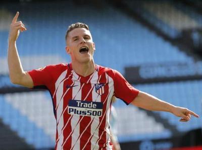 Atlético Madrid supera a Celta de Vigo con lo justo