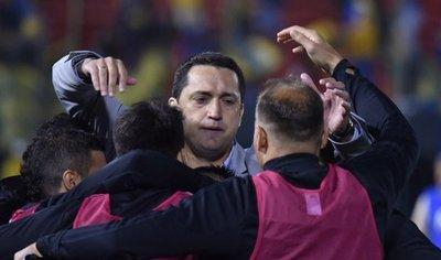 Aldo Bobadilla: Ganamos con fútbol y rebeldía