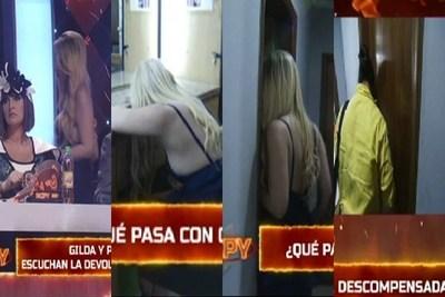 """Carmiña Masi se descompensó y abandonó """"Baila Conmigo"""""""