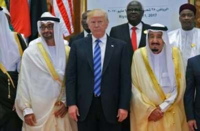 Trump llama a los árabes a luchar contra el terrorismo
