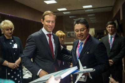 Rusia interesado en potenciar sector agrícola, navegación área e infraestructura paraguaya
