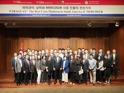 Corea y Mercosur podrían iniciar negociaciones de acuerdo comerciales