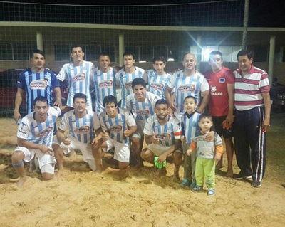Garden Club y UAA definirán el titulo del Metropolitano de Fútbol Playa