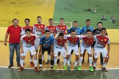 Otra jornada de futsal en Franco