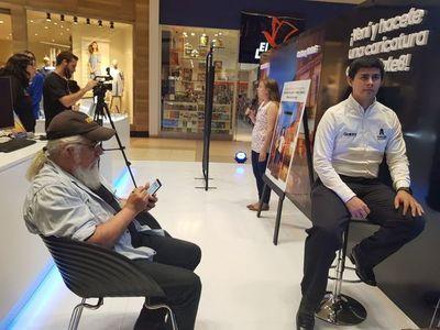 Samsung ofrece un espacio de experiencia para conocer el nuevo Galaxy Note8