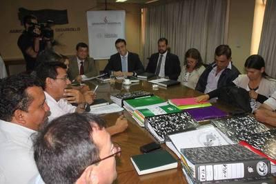 Campesinos y MAG iniciaron revisión de listas de beneficiarios para asistencia