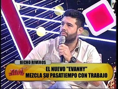 Bicho Riveros se refirió a su polémico tuit