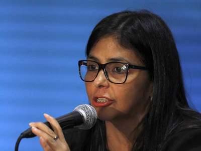 Rodríguez abandona reunión de la OEA que termina sin resolución
