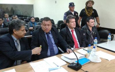 Continúa en etapa testifical el juicio oral de Vilmar 'Neneco' Acosta