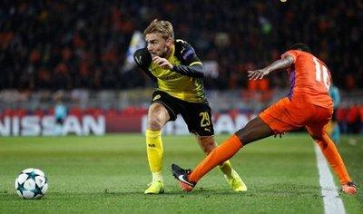 Borussia Dortmund falla en casa y empata con el Apoel