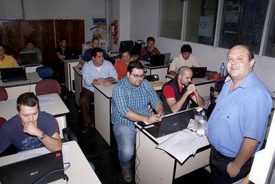 Personal de COPACO recibió capacitación en gestión de redes con tecnología GPON