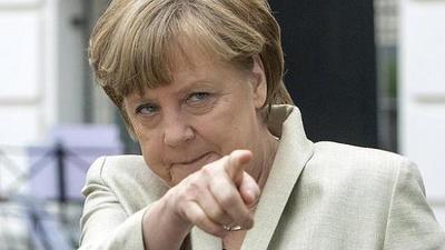Angela Merkel es la mujer más poderosa del mundo