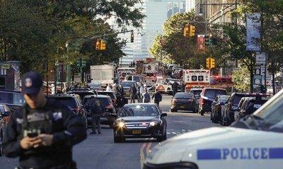 La ONU rinde homenaje a víctimas del atentado en Nueva York