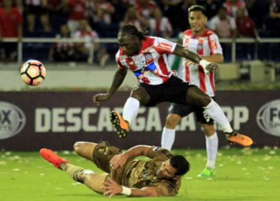 Junior se cita en semis con Flamengo