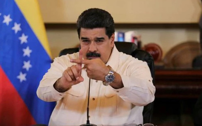 """Maduro """"decreta"""" la reestructuración de la deuda externa de Venezuela"""
