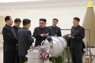 Corea del Norte amenaza con responder a los actos insensatos de Trump