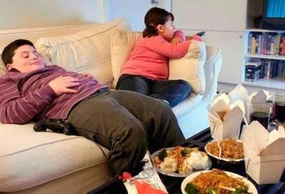 Comida chatarra, escasa actividad física y obesidad: detonantes de la diabetes