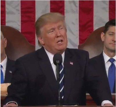 Trump cosecha récords de impopularidad