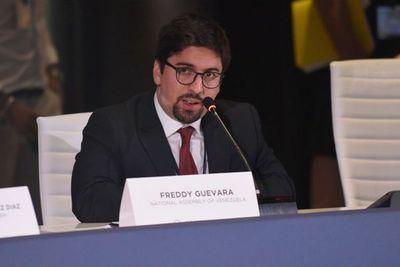 EEUU condena enjuiciamiento de Freddy Guevara