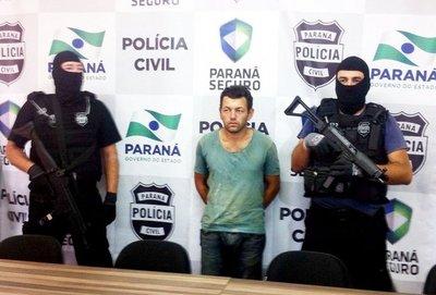 Tribunal de Brasil deniega la extradición de Flavio Acosta