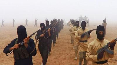 Aprehenden a supuestos miembros del ISIS