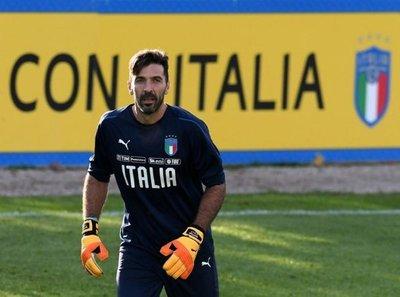 Italia visita a Suecia en busca del Mundial