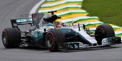 Hamilton fue el más rápido en las segundas pruebas en Sao Paulo