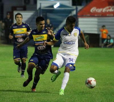 Trinidense resigna puntos de local ante Deportivo Capiatá