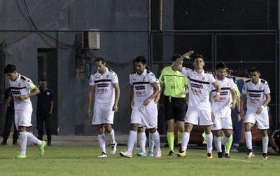 General Díaz superó a Olimpia por 1 a 0