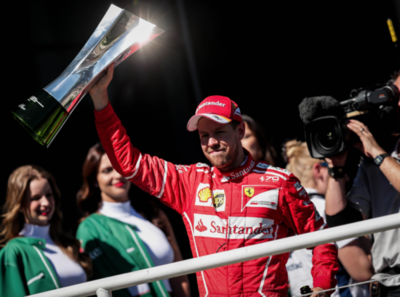 F1: Vettel bate a Bottas en Brasil y acaricia el subcampeonato