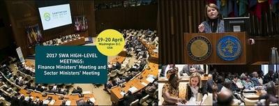 Paraguay participará en cumbre sobre acceso universal de agua y saneamiento