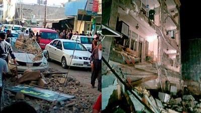 Terremoto causa 133 muertos en frontera irano-iraquí