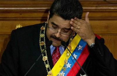 Cancilleres de la UE adoptan sanciones contra Venezuela
