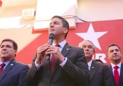 """Santi sobre Abdo: """"En su sector están los (Calé y Beto) expertos en fraude"""""""