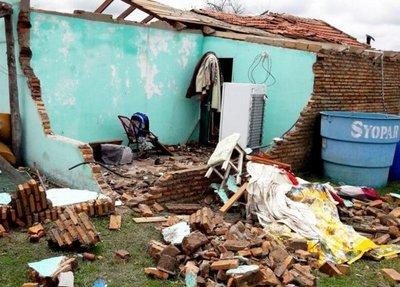 Tormentas afectaron a 26.000 familias en un mes