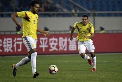 Colombia se da un festín ante China