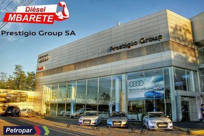Petropar se convierte en proveedor exclusivo de combustibles para marca Audi