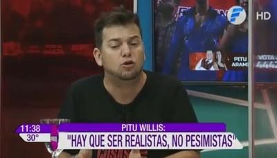 """Pitu Willis Ante El Duelo Telefónico Que Enfrenta: """"Acá La Disputa Es Entre Marly Y Male"""""""