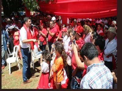 Peña vaticina un triunfo por más de 250.000 votos a nivel nacional