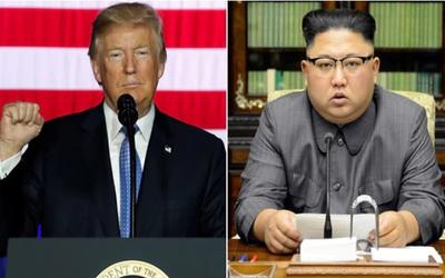 Kim Jong-un acusó a Donald Trump de haberle declarado la guerra