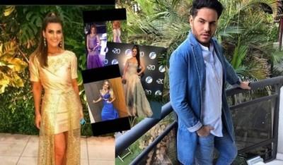 El maquillador Mie Souza afirma que los mediáticos no se saben vestir