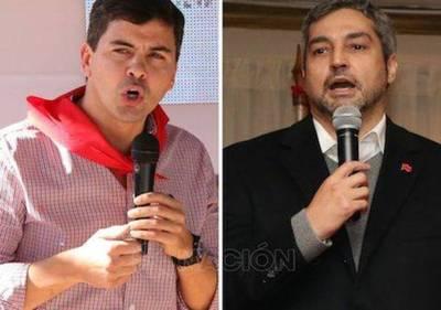 """""""Si voto a Santi existe garantía de continuidad, y con Marito hay reservas"""""""