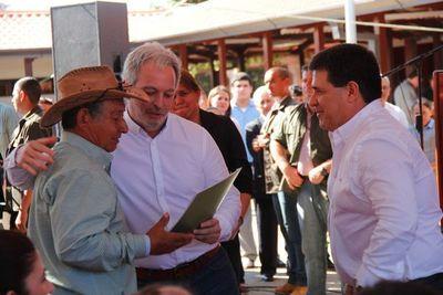 Familias recibirán certificados de adjudicación de tierras